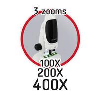 Buki Video Microscoop 3 in 1