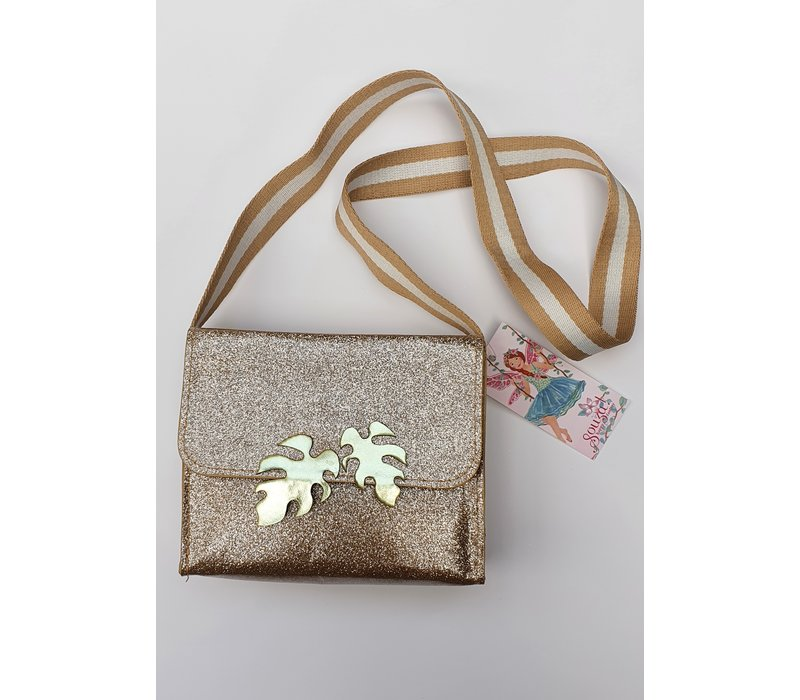 Souza! Bag Naomy Gold with Leaf