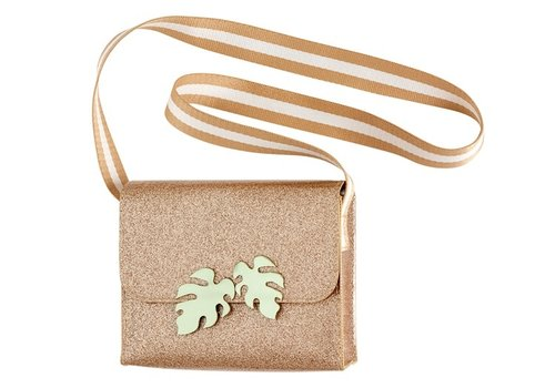 Souza! Souza! Bag Naomy Gold with Leaf