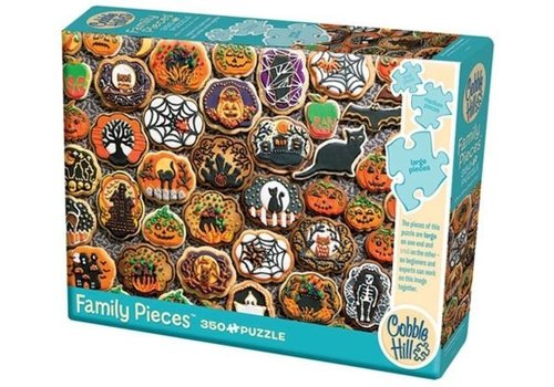 Cobble Hill Cobble Hill Familie Puzzel Halloween Cookies 350 Stuks