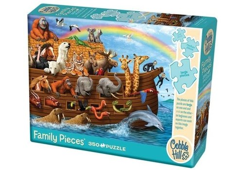 Cobble Hill Cobble Hill Familly Puzzle Voyage Of The Ark 350 Pieces