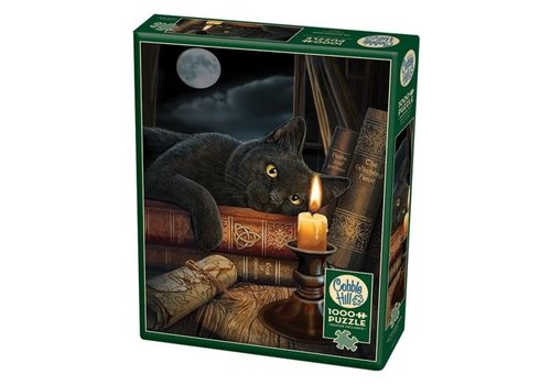 Cobble Hill Cobble Hill Puzzel The Witching Hour 1000 Stuks