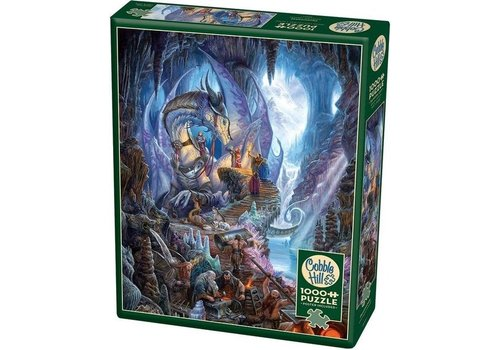 Cobble Hill Cobble Hill Puzzle Dragonfroge 1000 Pieces