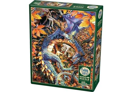 Cobble Hill Cobble Hill Puzzel Abby's Dragon 1000 Stuks