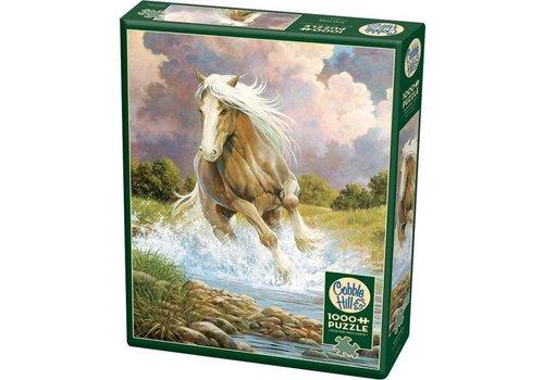Cobble Hill Cobble Hill Puzzle River Horse 1000 Pieces