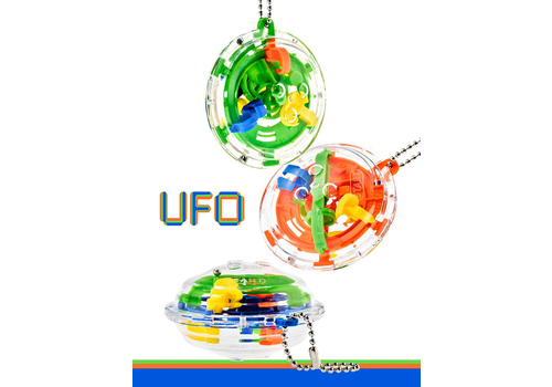 Eureka Eureka! Motoriek Spel Mini Amaze UFO