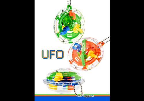 Eureka Eureka! Motricity Activity Game Mini Amaze UFO