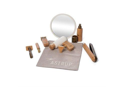 By Astrup By Astrup Wooden Hairdresser set in Bag 9-piece