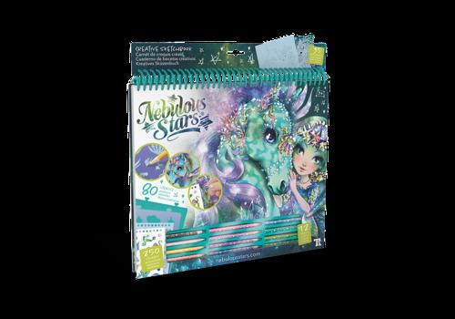 Nebulous Stars Nebulous Stars Creatief Schetsboek Fantastische Paarden Water