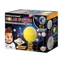 Buki Motorized Solar System 2 in 1