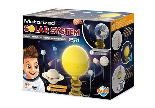 BUKI Buki Motorized Solar System 2 in 1