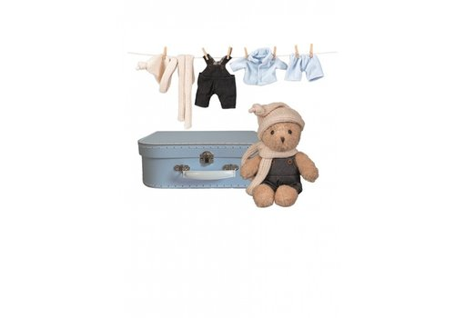 Egmont Toys Egmont Toys Morris With Clothes in a Suitcase
