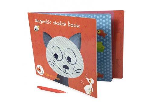 Egmont Toys Egmont Toys Magnetic Sketch Book