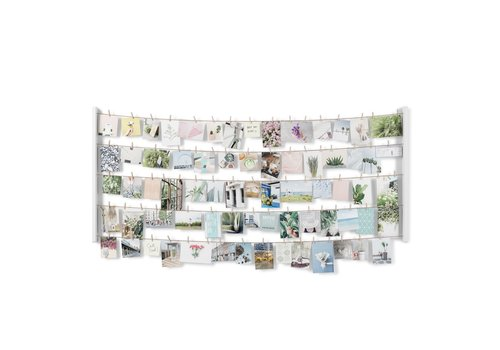 Umbra Umbra Hangit Photo Display Large White