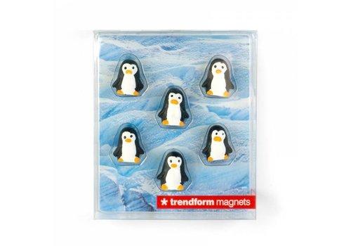 Trendform Trendform Set Van 6 Pingu Magneten