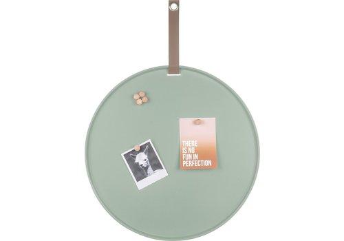 Present Time Present Time Memo Board Perky Jade