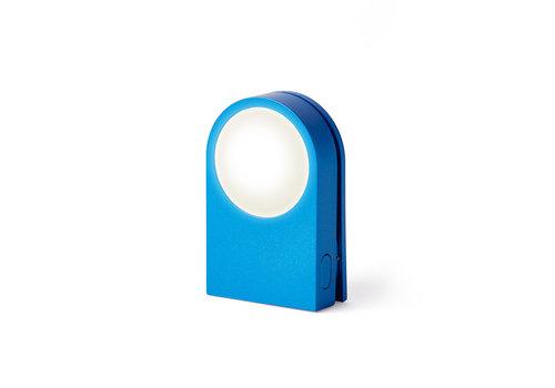 Lexon Lexon Lucie Wearable Led Clip Blue