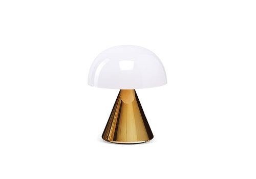 Lexon Lexon Mina Mini LED Licht Metallic Goud