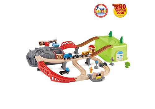 Hape Hape Railway Bucket-Builder-Set