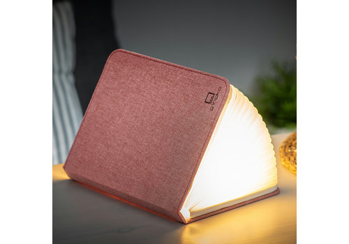 Gingko Gingko Booklight SM Fabric Blush Pink