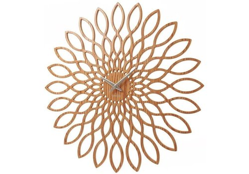 Karlsson Present Time Karlsson Wall Clock Sunflower