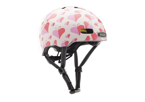 Nutcase Nutcase Helmet Little Nutty Love Bug Gloss MIPS XS