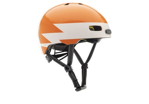 Nutcase Nutcase Helmet Little Nutty  Lightnin' Gloss Mips XS