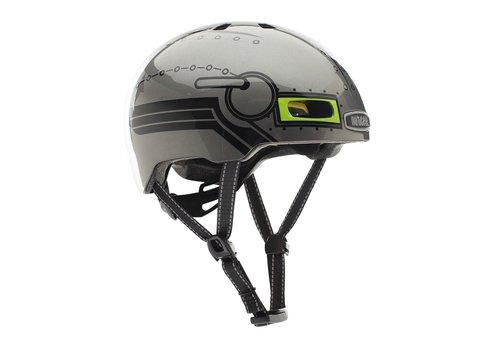 Nutcase Nutcase Helmet Little Nutty Robo Boy Gloss MIPS S