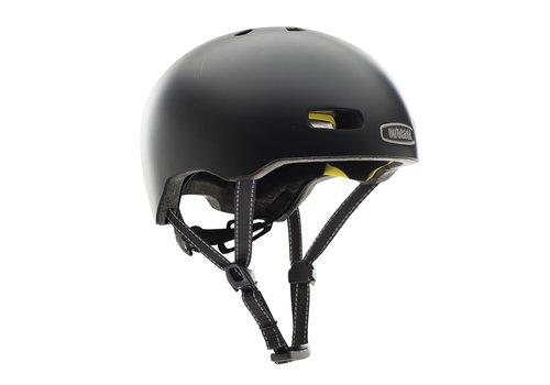 Nutcase Nutcase Helmet  Street Onyx Solid Satin MIPS S