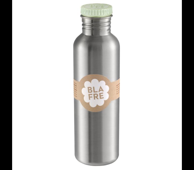 Blafre Steel Drinking Bottle Light Green 750ml