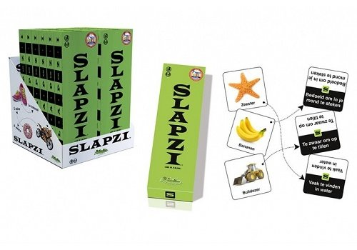 CreativaMente CreativaMente Slapzi Party Game