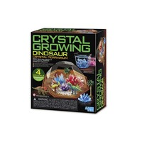 4M Science in Action Crystal Growing Dino Terrarium