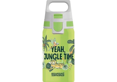 Sigg Sigg Water Bottle Shield One Jungle  0,5 L