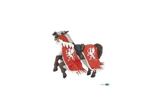 Papo Papo Drakenkoning Paard Rood