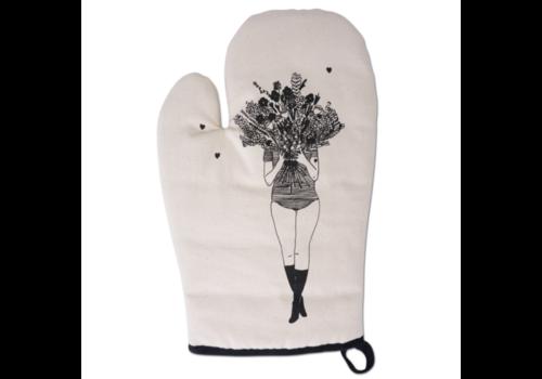 Helen B Helen B Oven Gloves Flower Girl