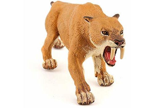 Papo Papo Sable Tooth Tiger Smilodon