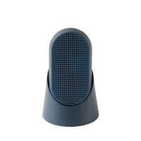 Lexon Mino T Bluetooth Speaker With integrated Carabiner - Blue