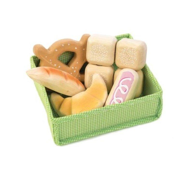 Tender Leaf Toys Bread Crate