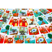 999 Games Beverbende Het Kaartspel