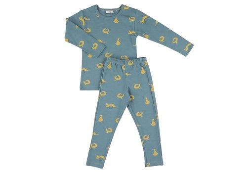 Trixie Trixie 2-delige Pyjama Whippy Weasel 6 jaar