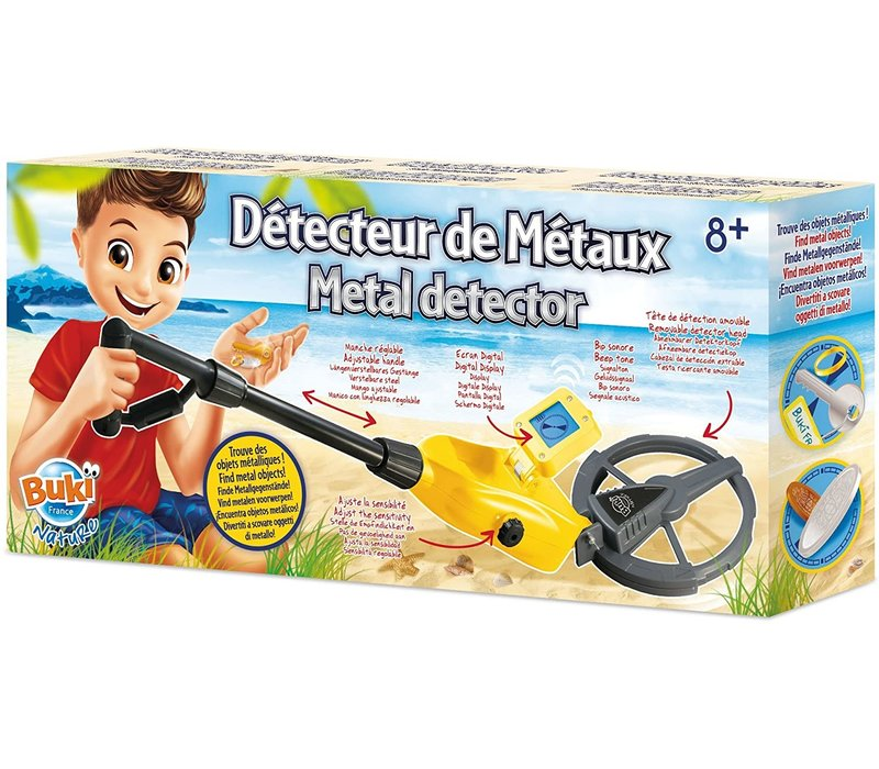 Buki Digitale Metaaldetector