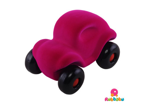 Rubbabu Rubbabu Mini Auto Roze
