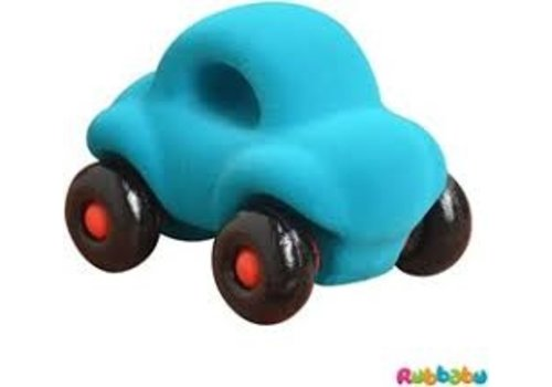 Rubbabu Rubbabu Mini Car Blue