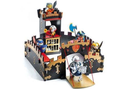 Djeco Djeco Arty Toys Ze Black Castel