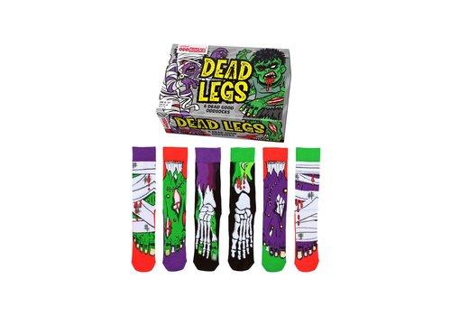 Odd Socks ODD Socks Mannensokken Dead Legs In Box 3 paar Maat 39-46