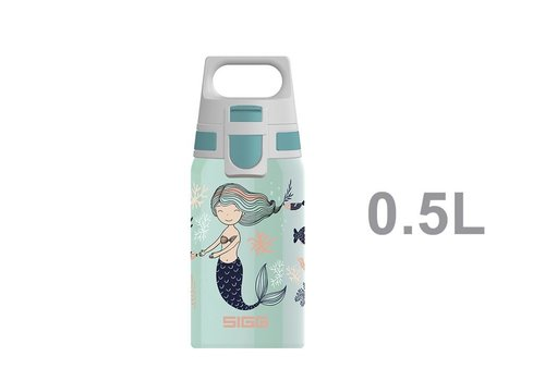 Sigg Sigg Kids Shield One Drinkfles Atlantis 0,5 L
