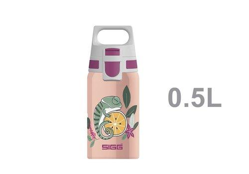 Sigg Sigg Water Bottle Shield One Flora  0,5 L