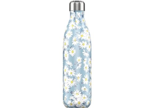 Chilly's Chilly's Dubbelwandige Isoleerfles Daisy 500ml
