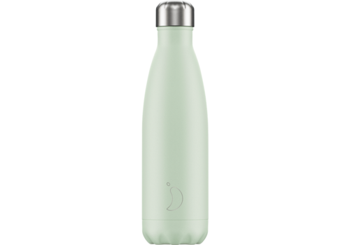 Chilly's Chilly's Dubbelwandige Isoleerfles Green Blush Edition 500ml