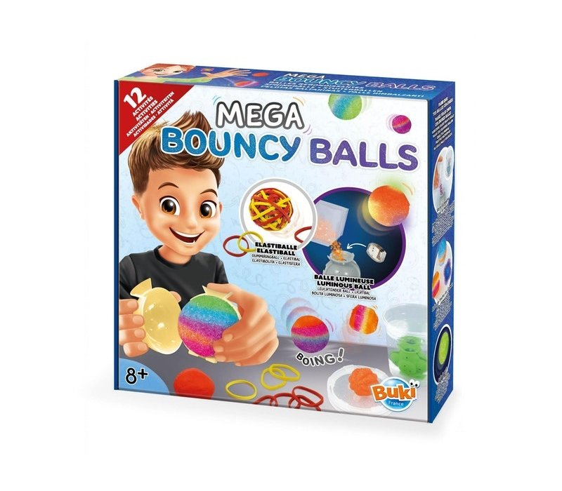 Buki Mega Botsballen